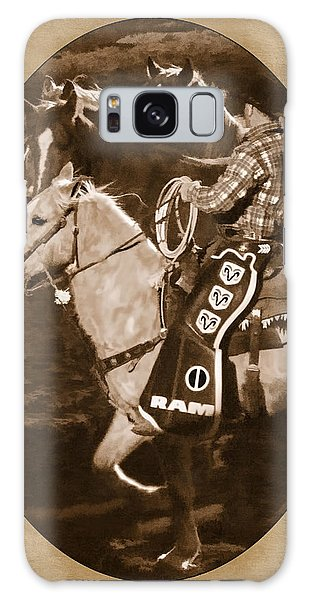 Prca Galaxy Case - National Western Stock Show by Priscilla Burgers