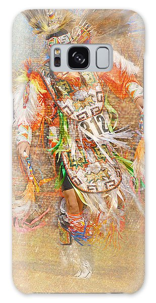 Native American Dancer Galaxy Case by Dyle   Warren