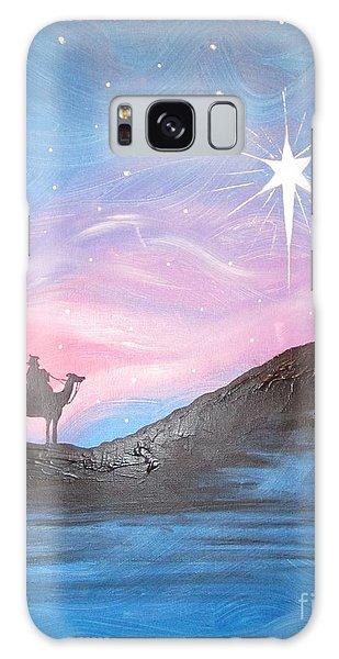 Nativity Galaxy Case