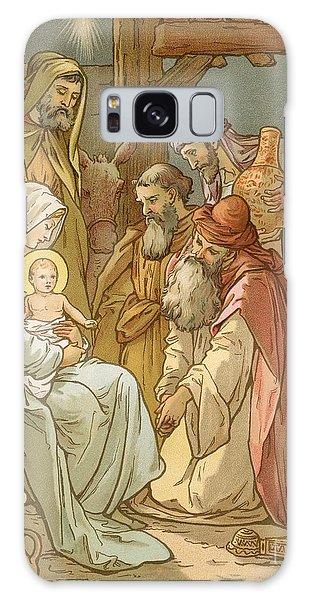 Bethlehem Galaxy Case - Nativity by John Lawson