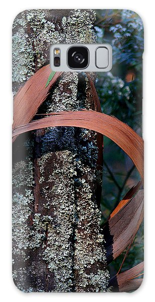 Natural Bands 1 Galaxy Case by Evelyn Tambour