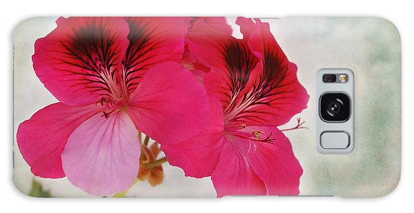 Natural Beauty Galaxy Case by Claudia Ellis
