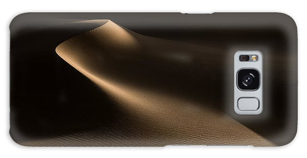 Sand Dunes Galaxy Case - Natural Curves (namib Desert) by Xenia Ivanoff-erb