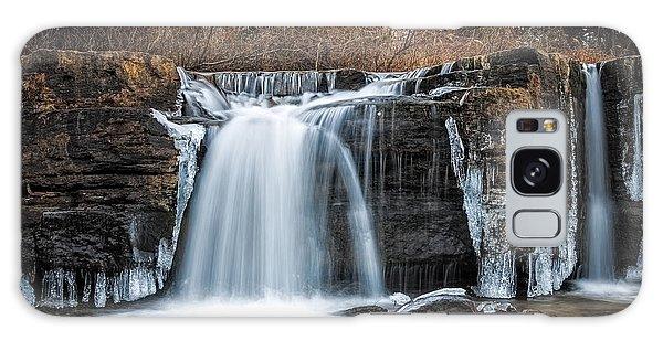 Natural Dam Winter Galaxy Case