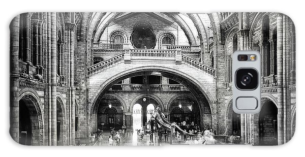 Natural Galaxy Case - Natural History Museum Of London by Santiago Pascual Buye