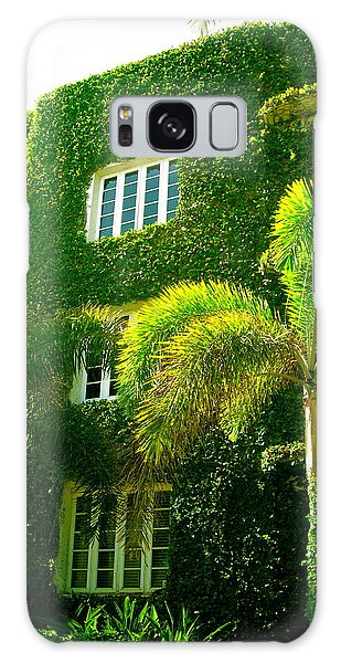 Natural Ivy House Galaxy Case