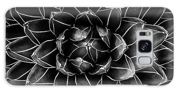 Art Deco Galaxy S8 Case - Natural Math by Monica Valentina Patrascoiu