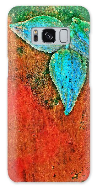 Nature Abstract 11 Galaxy Case by Maria Huntley