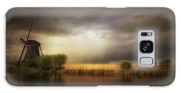 River Galaxy Case - Nature As A Painter by Saskia Dingemans