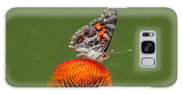 Nature Freedom Galaxy Case by Marion Johnson