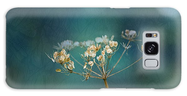 Nature Is Art Galaxy Case by Liz  Alderdice