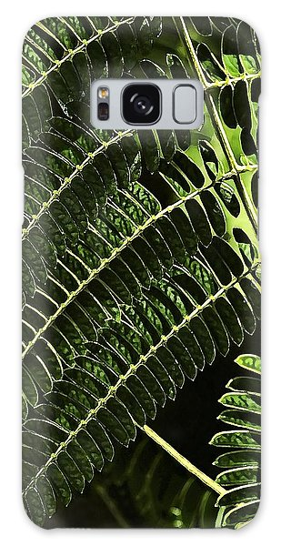 Nature Lines Galaxy Case