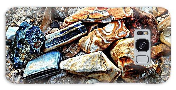 Nature Rocks Galaxy Case