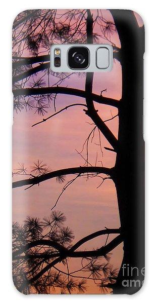 Nature Sunrise Galaxy Case