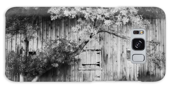 Natures Awning Bw Galaxy Case
