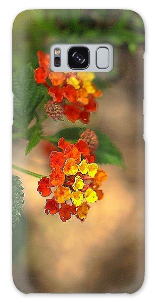 Nature's Bouquet Galaxy Case