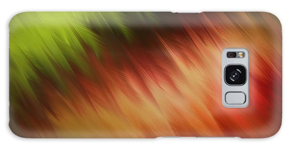 Nature's Feathers Galaxy Case