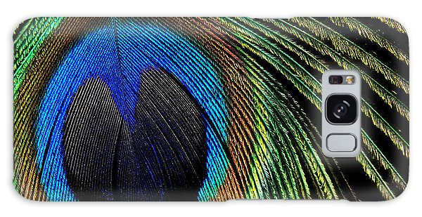 Nature's Loom Galaxy Case