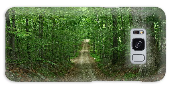 Nature's Way At James L. Goodwin State Forest  Galaxy Case by Neal Eslinger