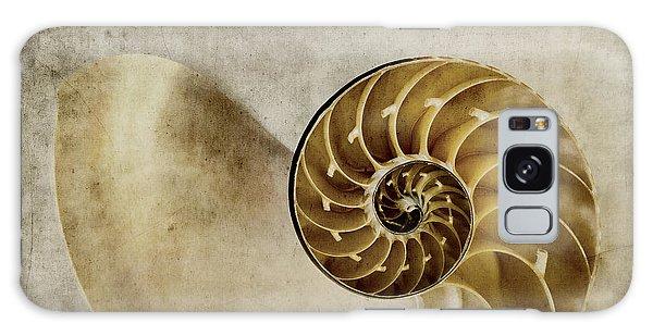 Nautilus Shell Galaxy Case