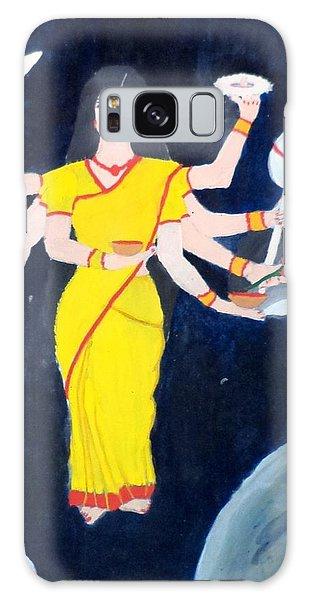 Nava Durga Kusmaanda Galaxy Case