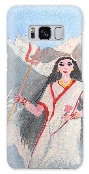 Nava Durga Shailputri Galaxy Case