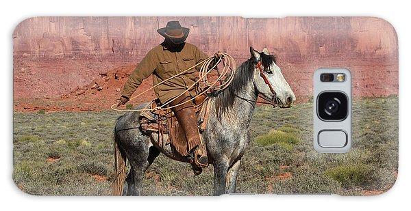 Navajo Cowboy Galaxy Case