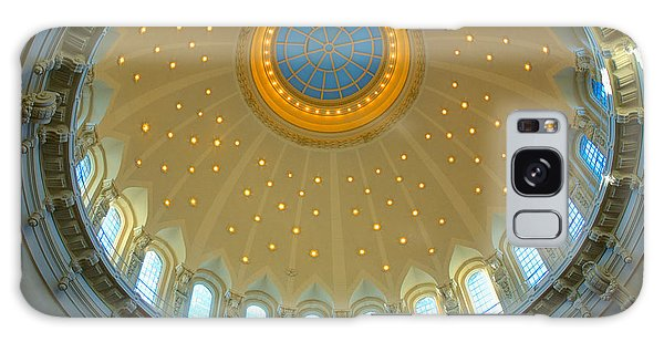 Naval Academy Chapel Side Dome Galaxy Case