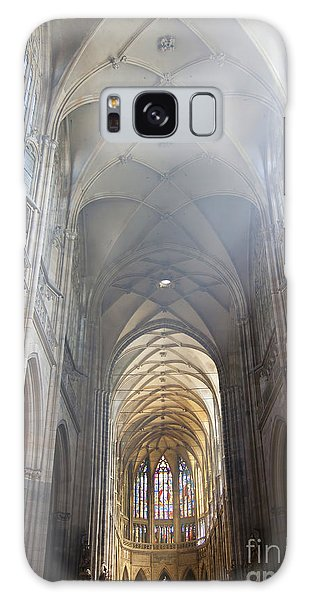 Nave Of The Cathedral Galaxy Case by Michal Boubin