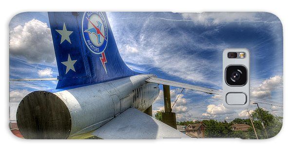 Navy A-7 Fighter Static Display Galaxy Case