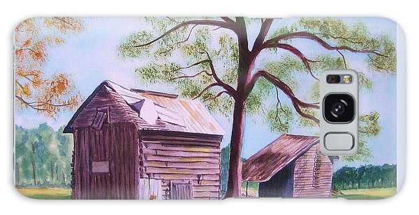 Nc Tobacco Barns Galaxy Case