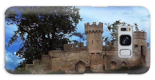 Near Warwick Castle Galaxy Case