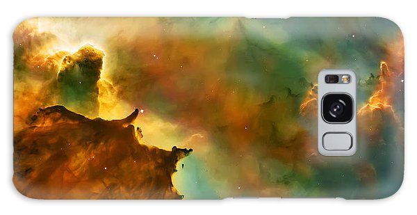 Science Fiction Galaxy Case - Nebula Cloud by Jennifer Rondinelli Reilly - Fine Art Photography