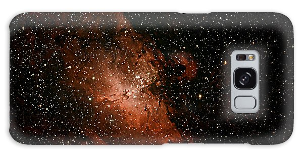 Nebula  M16 Galaxy Case by Chuck Caramella