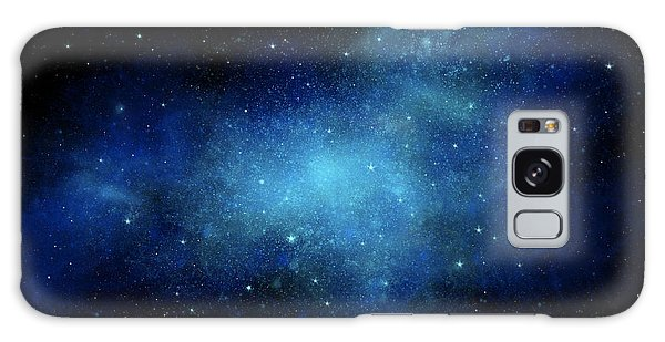 Nebula Mural Galaxy Case
