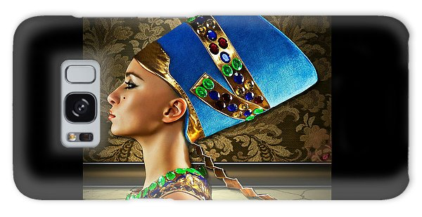 Nefertiti Galaxy Case