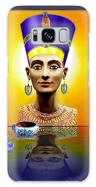 Nefertiti  The  Beautiful Galaxy Case