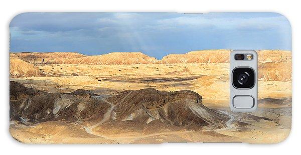 Negev Desert  Galaxy Case
