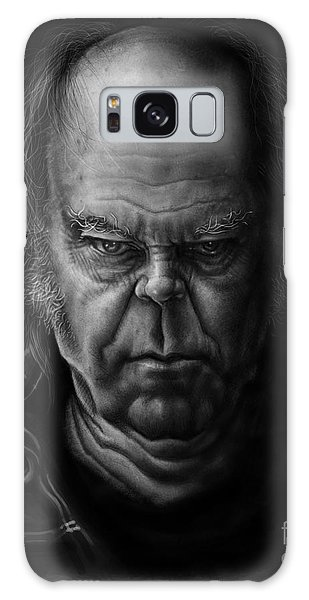Neil Young Galaxy S8 Case - Neil Young by Andre Koekemoer
