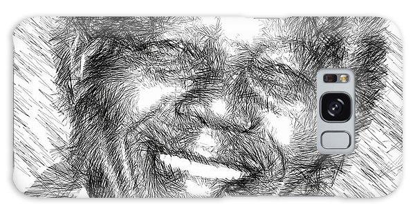 Nelson Mandela Galaxy Case