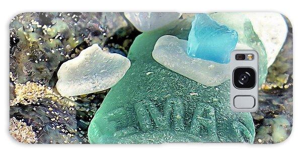 Nemasket Bottle Sea Glass Galaxy Case