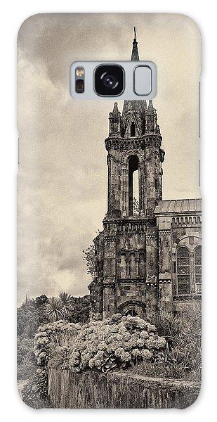 Neo Gothic Chapel Galaxy Case