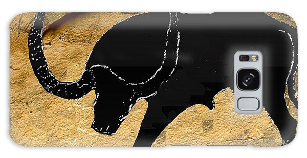 Neolithic Buffalo Of Oran Galaxy Case by Asok Mukhopadhyay