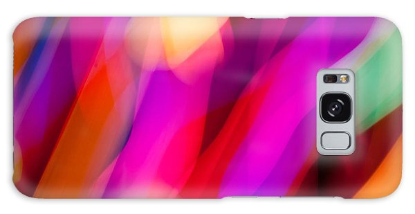 Neon Dance Galaxy Case