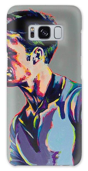 Gosling Galaxy Case - Neon Ryan Gosling by Miss Anna Hall