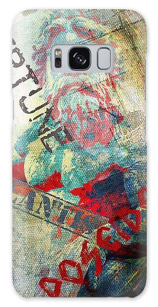 Patina Galaxy Case - Neptune Pop Art by Absinthe Art By Michelle LeAnn Scott