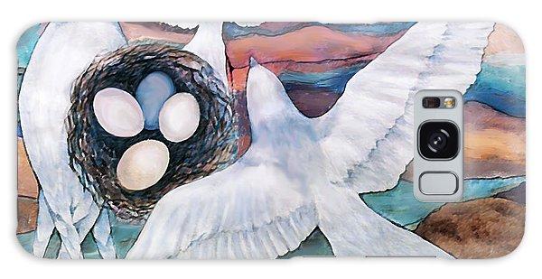 Nesting Galaxy Case by Ursula Freer