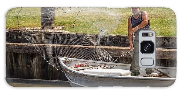 Net Fishing In Delcambre La Galaxy Case