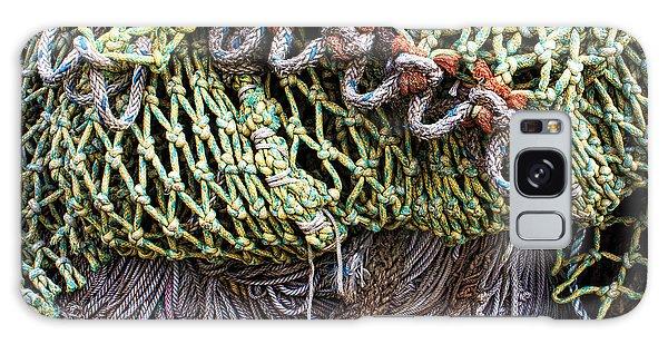 Nets And Knots Number Three Galaxy Case by Elena Nosyreva