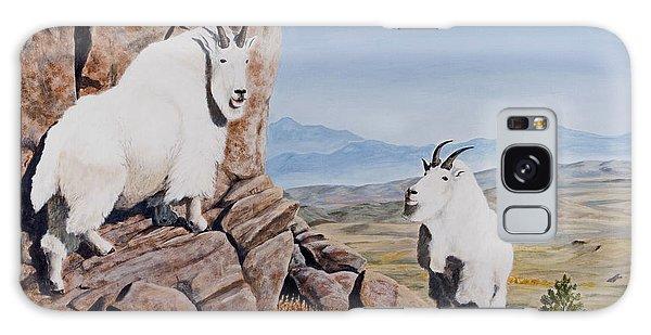 Nevada Mountain Goats Galaxy Case